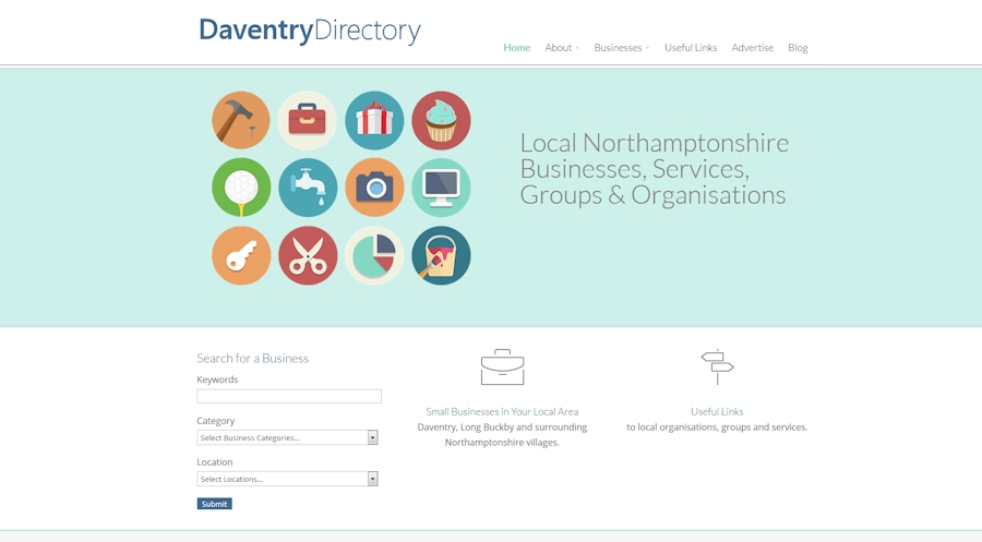 daventry directory