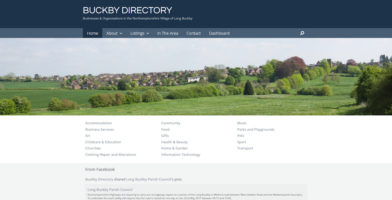 Buckby Directory Website