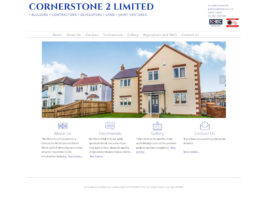 Website for Cornerstone 2 Limited